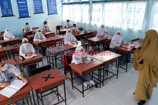Pastikan Sekolah Tatap Muka Aman, Siswa SD-SMP Bakal Dites Covid-19