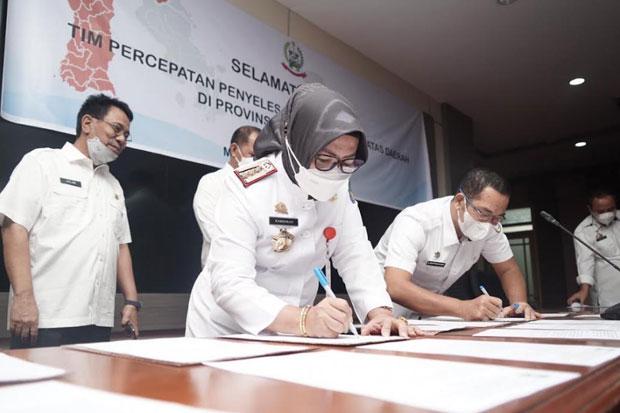 Batas Kota Makassar-Gowa Mulai Diverifikasi Lapangan