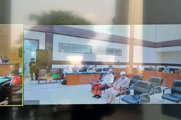 Slamet Maarif dan Sobri Lubis Jadi Saksi Sidang Habib Rizieq Shihab