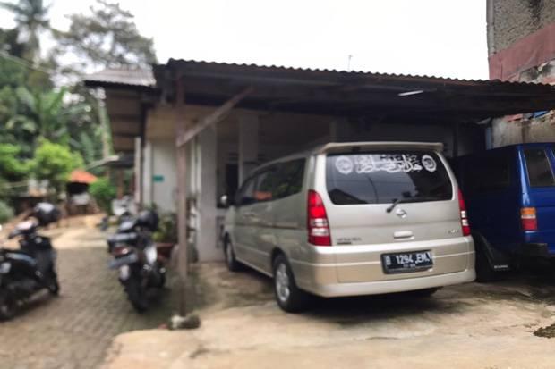 Penampakan Rumah Panglima Kekaisaran Sunda Nusantara di Depok