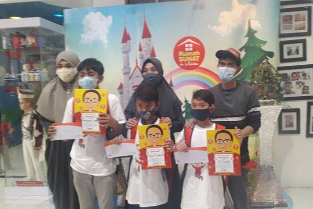 52 Anak Ikut Khitanan Massal yang Digelar Rumah Sunat dr Mahdian