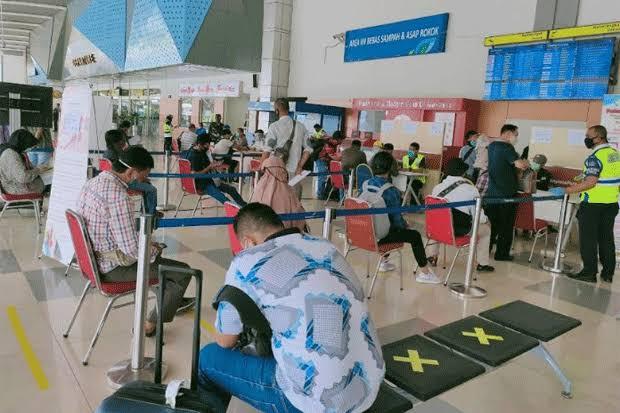 Kenaikan Jumlah Penumpang Bandara Sultan Hasanuddin Tembus 28 Ribu Orang