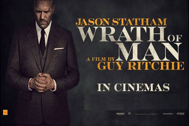 Review Film The Wrath of Man