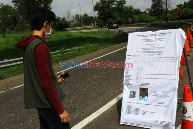 Larangan Mudik Berlaku, Pembuatan SIKM di Jakarta Utara Sepi Peminat