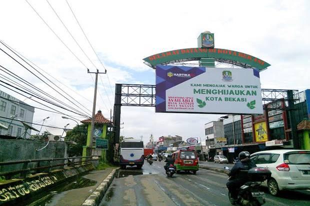 Catat! Warga Jakarta, Bogor, Depok, Tangerang Masuk Bekasi Wajib Bawa SIKM