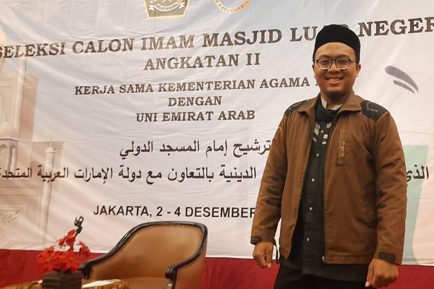 Kisah Perjuangan Al Rizhal Tisma Wahid Maulana Jadi Imam di UEA dengan Hafal Al-Quran 30 Juz