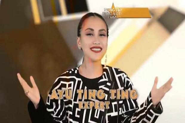 Ayu Ting Ting Dipercaya Menjadi Expert Rising Star Indonesia Dangdut