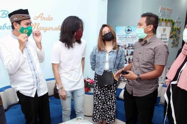 Penuh Motivasi dan Inspiratif, Anggi Marito Berharap Acara Berbagi MNC Peduli & Celebrities.id Terus Ada