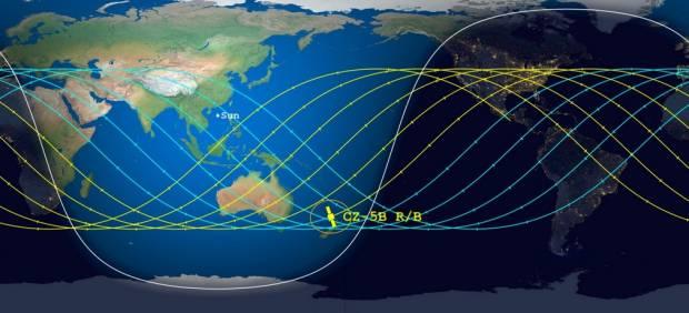 Puing Roket China Melayang Liar di Atas Selandia Baru, Indonesia Perlu Waspada