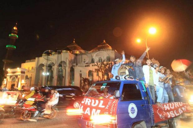Pelaksanaan Halal Bihalal Dibatasi, Konvoi Malam Takbir Dilarang