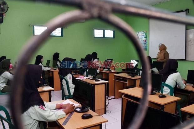 Uji Coba Sekolah Tatap Muka di Makassar Digelar Setelah Lebaran