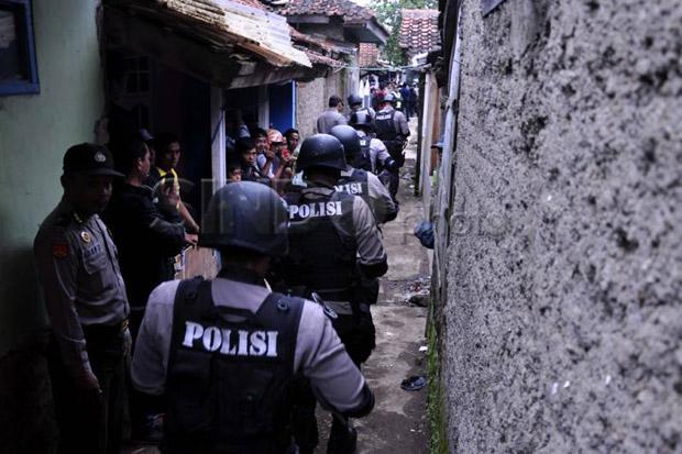 Amankan 49 Warga Kampung Ambon, Polisi Buru 1 DPO Terkait Kepemilikan Senjata