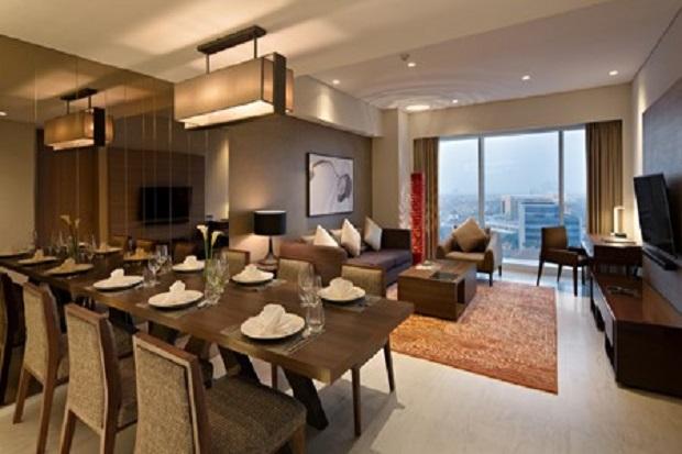 Saat Libur Lebaran Ada Promo Menarik Staycation di Oakwood Hotel & Residences Surabaya