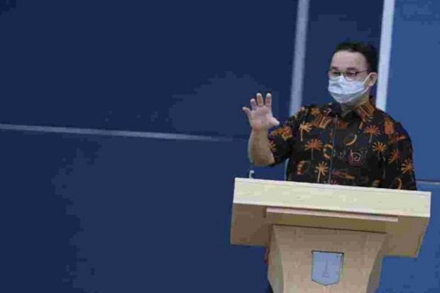 Luncurkan Program Naramuda Jakarta, Anies: Mari Jalankan Misi Perubahan