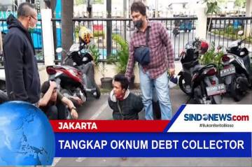 Begini Cara Debt Collector Mata Elang Menyergap Kendaraan di Jalan