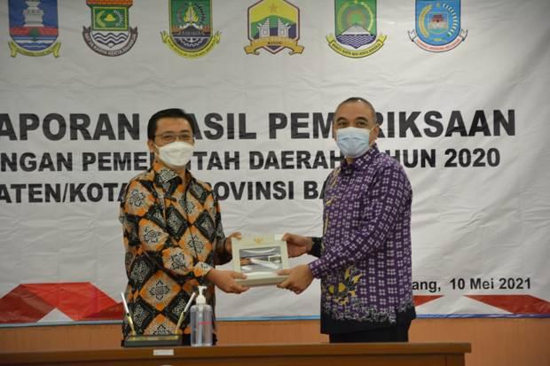 Pemkab Tangerang Raih Opini WTP 13 Kali Berturut-turut