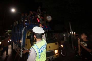 Ini Titik Jalan di Jakarta yang Disekat saat Malam Takbiran
