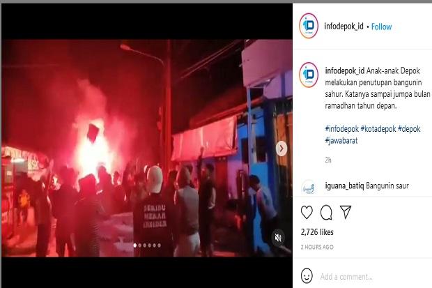 Kota Depok Kembali Viral dan Jadi Perbincangan Netizen, Ada Apa Lagi?