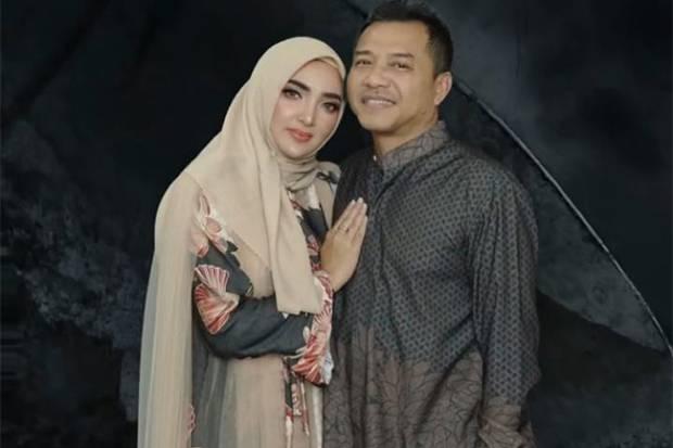 Rayakan Anniversary Pernikahan di Malam Takbiran, Ashanty: Semoga Jadi Pertanda Indah
