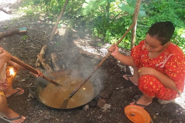 Tradisi Mangalame Orang Mandailing dalam Rayakan Hari Raya Idul Fitri
