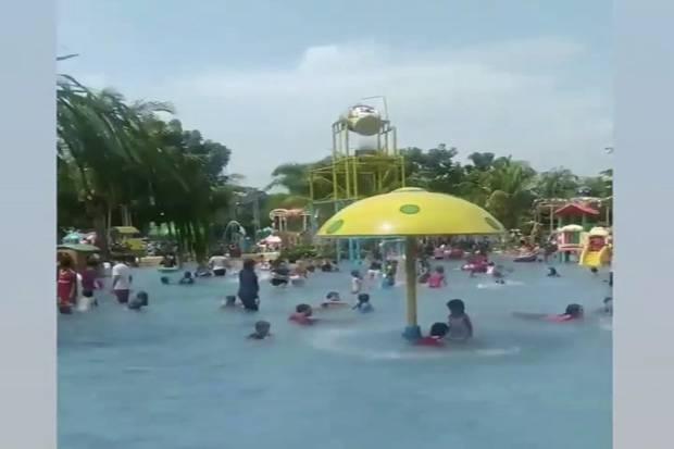 Wisata Air di Sawangan Depok Dibuka, Pengunjung Bingung Bagaimana Caranya Menerapkan Prokes