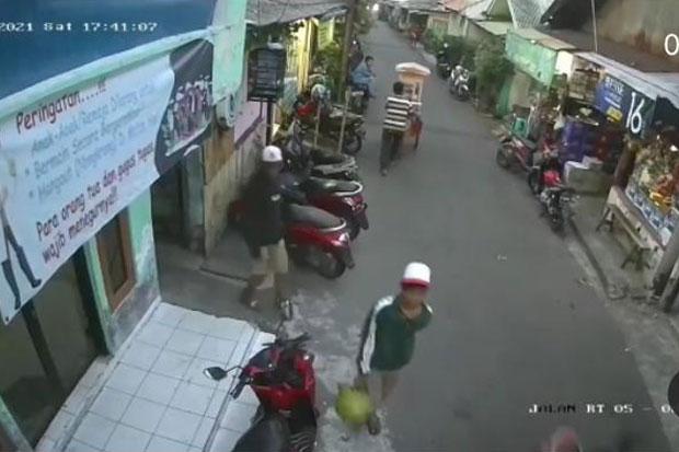 Viral di Medsos, 1 Wanita Komplotan Pencuri Tabung Gas Dibekuk