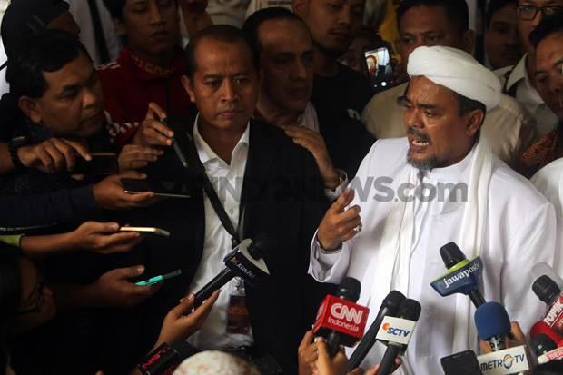 Habib Rizieq Tidak Dapat Lebaran Bersama Keluarga, Ini Kata Kuasa Hukum