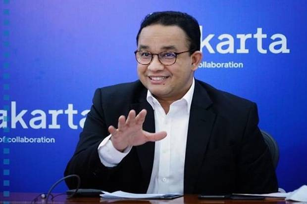 Anies Dapat 2 Instruksi dari Jokowi Soal Penanganan Covid-19 Usai Mudik