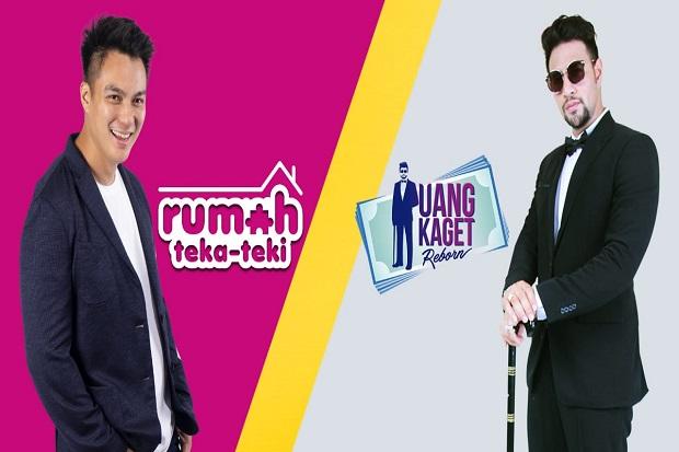 Siap-siap Bahagia, 2 Laki-laki Tampan Ini akan Berbagi Rejeki di Reality Show Terbaru GTV