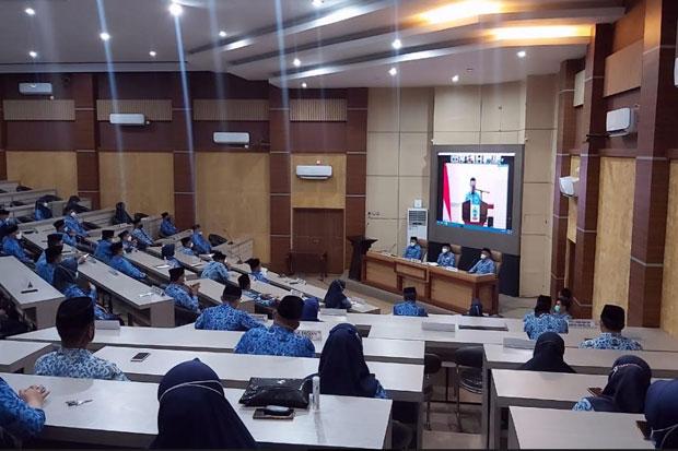 Taufan Pawe Harap ASN Jadi Garda Terdepan Penerapan Prokes Covid-19