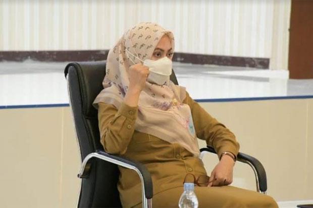 Meski Pandemi, Bupati Lutra Minta Jajarannya Tak Kurangi Kualitas Pelayanan