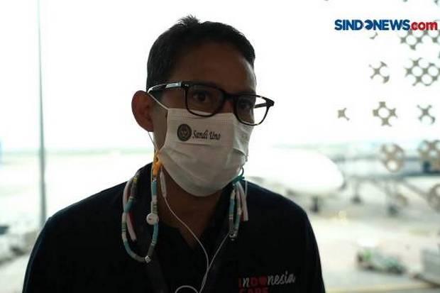 Kembali Gairahkan Musik Dangdut, Menparekraf Sandi Gandeng Pelaku Ekraf