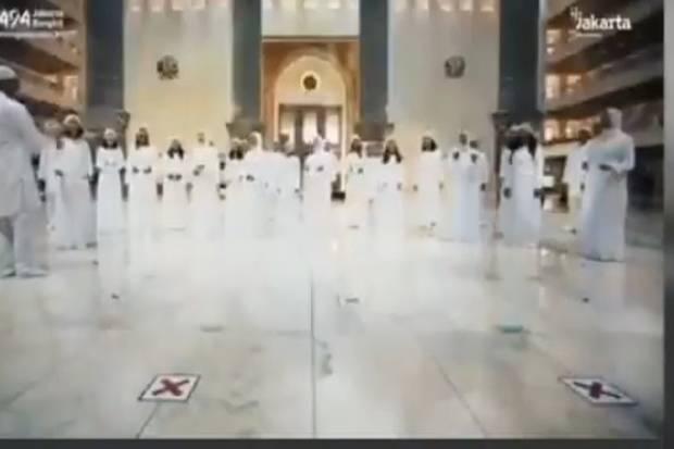 Viral! Paduan Suara Nyanyi di Istiqlal, Begini Klarifikasi dari Pemprov DKI