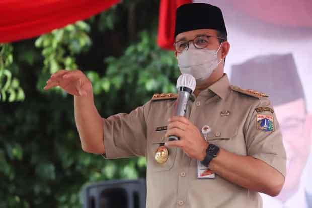 Posting PPKM Diperpanjang, Langkah Anies Didukung Netizen
