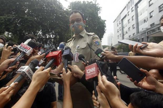 Anies Baswedan: Tidak Ada Larangan Orang Masuk Jakarta