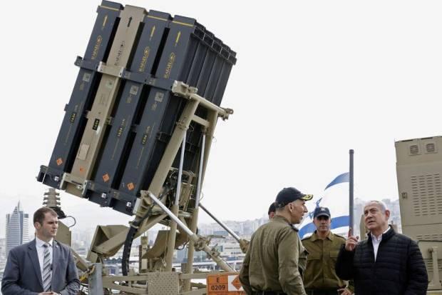Para Pekerja Italia Ogah Memuat Pengiriman Senjata Bertujuan Israel