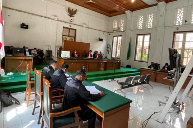 Sidang Perdana, Anggu Terdakwa Pemberi Suap ke NA Pilih Tak Ajukan Eksepsi