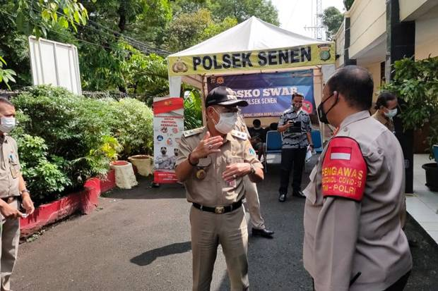 Lurah Diminta Aktif Jemput Bola Data Pemudik yang Kembali ke Jakarta