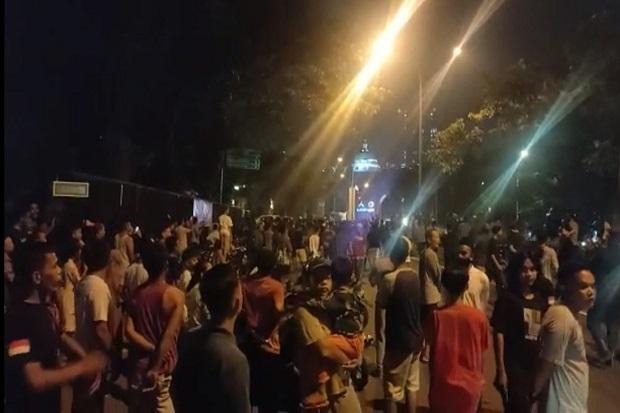 Protes Toa Masjid, Warga Gading Serpong Tangerang Digeruduk Massa