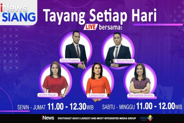 Ditinggal Berlibur, Rumah Mewah Dibobol Perampok, Simak Beritanya di iNews Siang Minggu Pukul 11.00 WIB