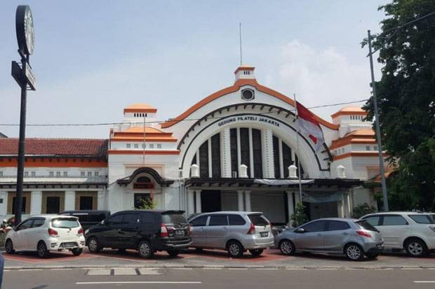 Sejarah Gedung Filateli, Kantor Pos Pertama Buatan VOC di Batavia