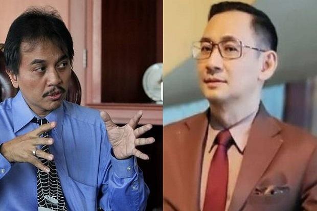 Begini Kronologis Keributan antara Roy Suryo dan Artis Lucky Alamsyah