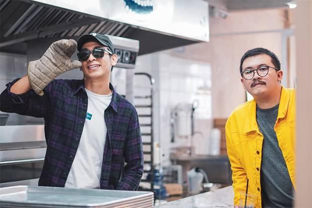 Kolaborasi Chef-Seniman Ini Hasilkan Hybrid Brand Perpaduan F&B dan Seni