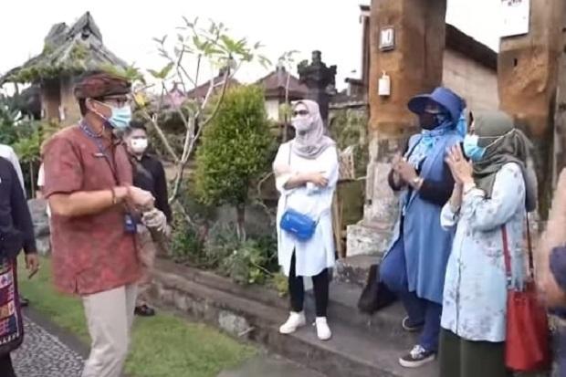Sandiaga Uno Sebut Work From Bali Bisa Tingkatkan Keterhunian Hotel Hingga 30 Persen