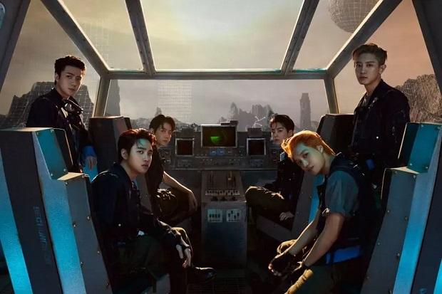 EXO Sapu Tangga Lagu iTunes Seluruh Dunia dengan Dont Fight the Feeling