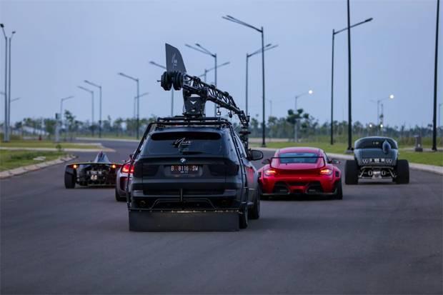 Film Bergenre Otomotif Crazy Fast Indonesian 2 Akan Rilis 19 Juni 2021