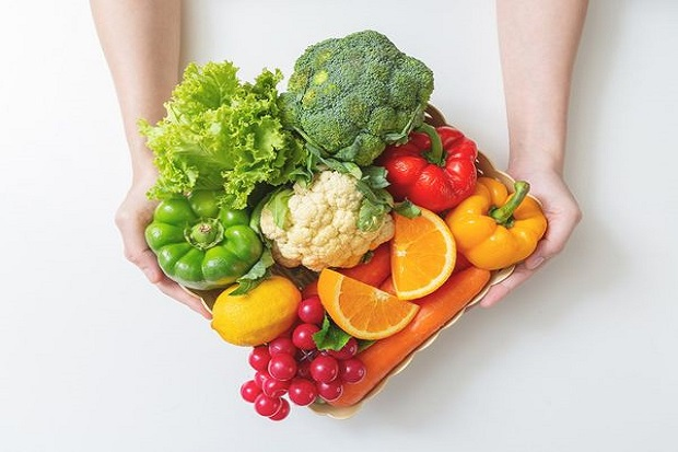 Konsumsi 2 Buah dan 3 Sayuran Per Hari Bantu Panjang Umur