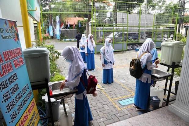 Jelang Sekolah Tatap Muka, Covid-19 Menggila di Kota Tangerang