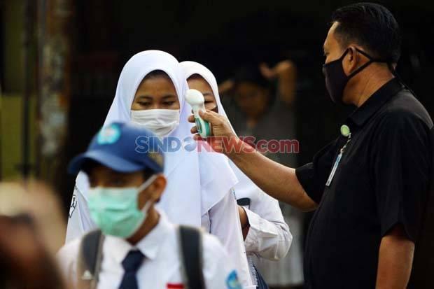 226 Sekolah di DKI Jakarta Gelar Uji Coba PTM