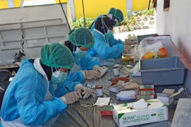 Kemenkes Survei Keberhasilan Pemberian Obat Cacingan di Soppeng